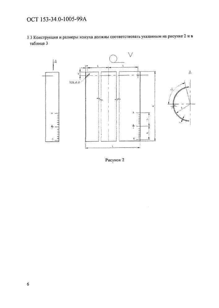 Блоки подвесок пружинные сдвоенные ОСТ 153-34.0-1005-99А стр.6
