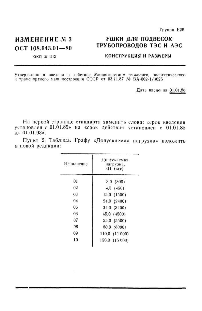 Ушки ОСТ 108.643.01-80 стр.4