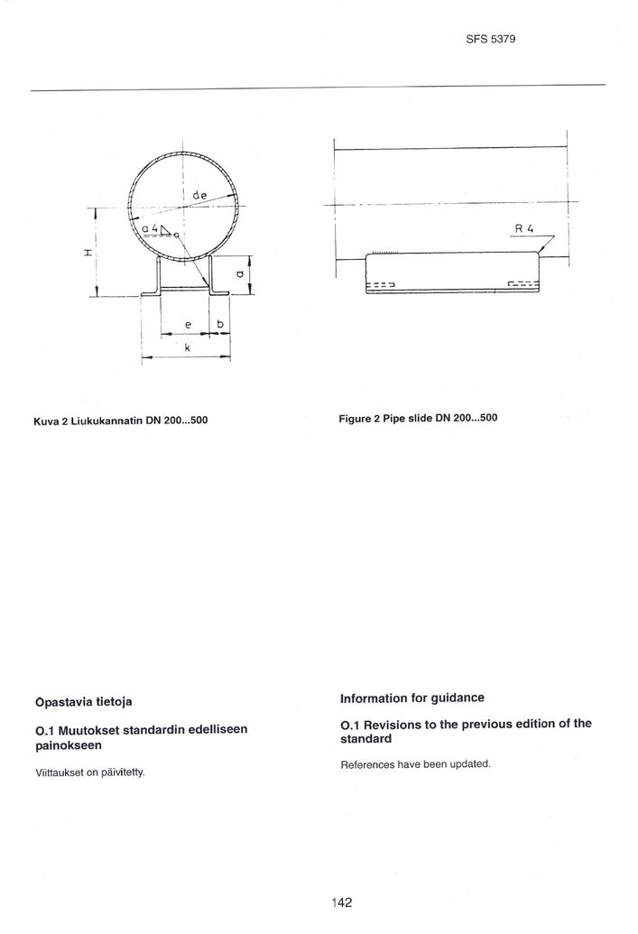 SFS 5379 Опоры приварные DN 20-500 стр.2