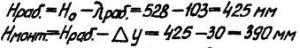 Выбор и затяжка пружинных подвесных опор трубопроводов тепловых сетей формула 9
