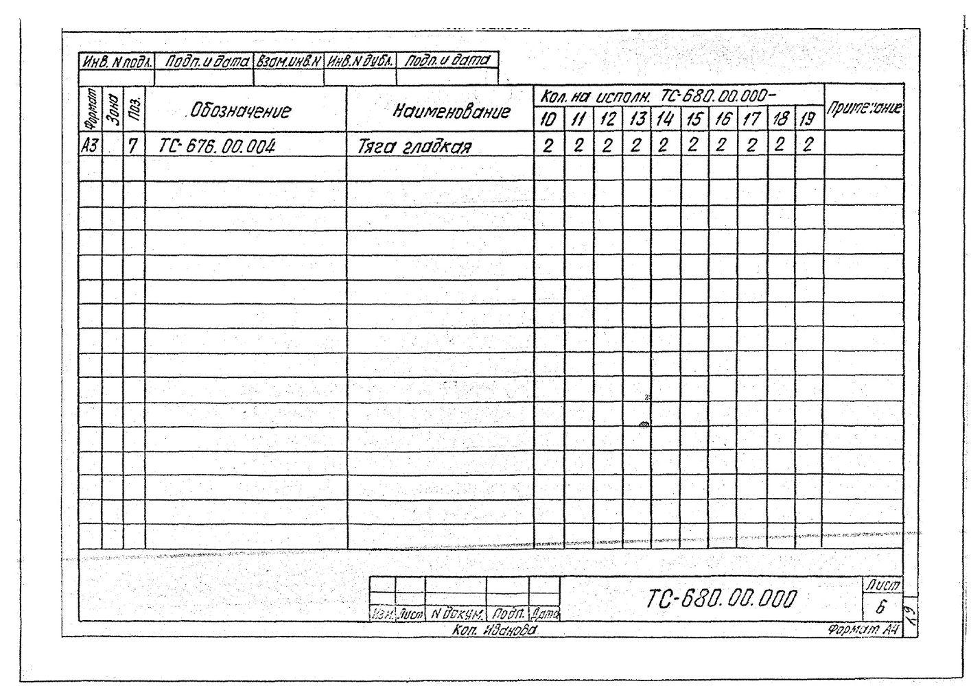 Podveski zhestkie Dn377-1420 TS-680 s.5.903-13 vyp.6-95 str.8