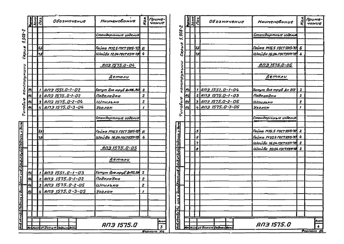 Подвеска АПЭ 1575.0 серия 5.908-2 стр.3