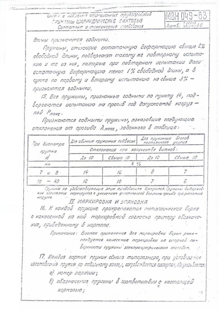 Пружины МВН 049-63 стр.4